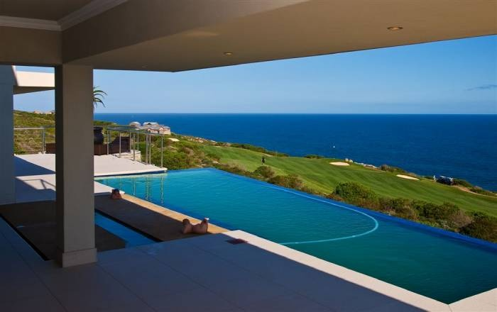 What a pool! what a view - Pinnacle Point Golf Estate, Mossel Bay