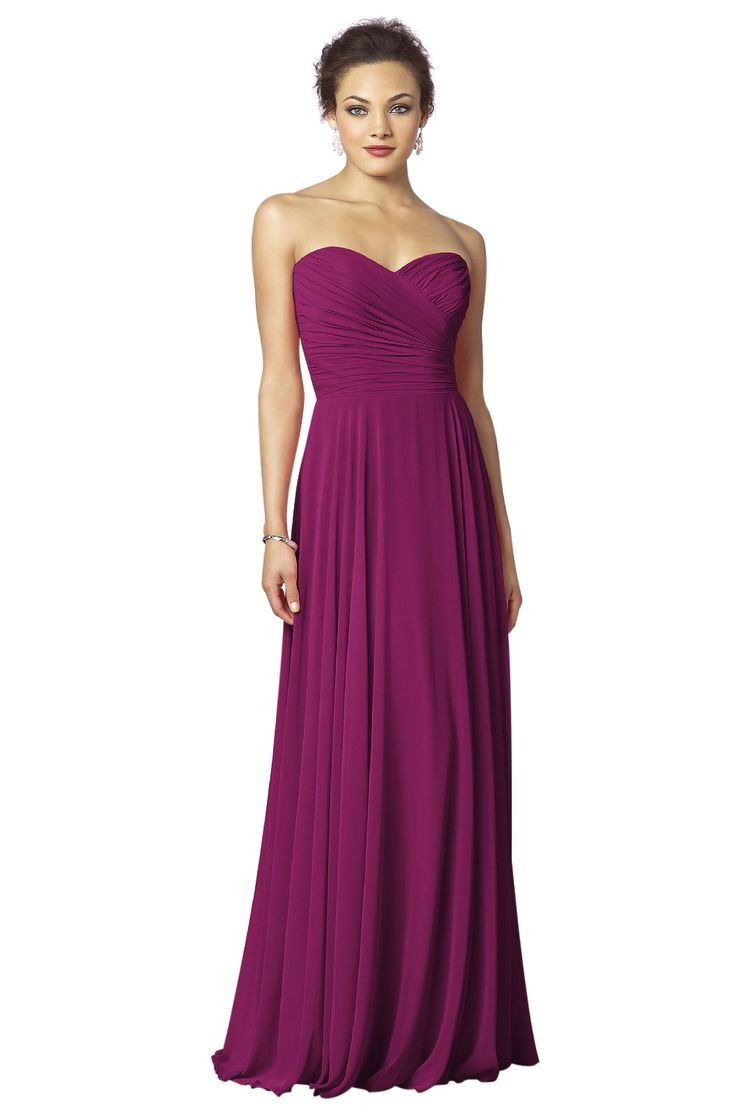 20 best Different shades of purple bridesmaid dresses images on ...