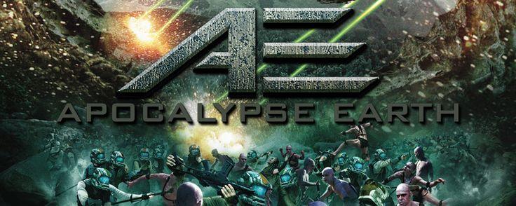 AE Apocalypse Earth (2013)) AZIONE – DURATA 87′ – USA In seguito a un'invasione aliena, un gruppo di umani disperati fuggono dalla Terra e arrivano in un pianeta lontano. I rifugiati si ritroveranno ben presto a dover combattere per la propria sopravvivenza contro feroci e ostili creature…