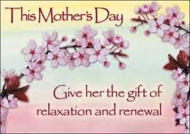 You've worked hard all year to take care of your kids and family. Don't forget to take time for you. Book a massage today or buy a gift card for the mother in your life.
