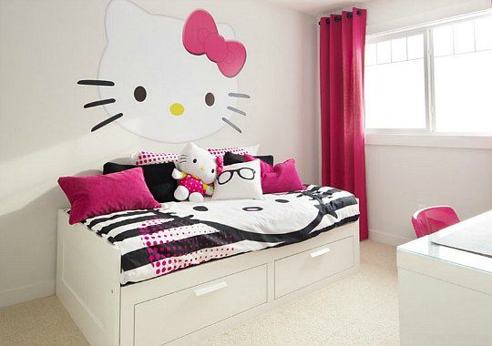 1000+ ideas sobre Habitaciones De Hello Kitty en Pinterest ...