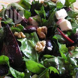 Beetroot, Rocket, Feta and Walnut Salad @ allrecipes.com.au