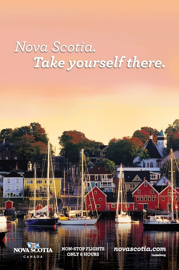 New London, Nova Scotia -Setting for Anne of Green Gables