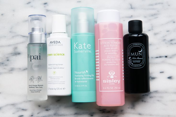 First off, yes you do need toner. There's no excuse, so here are the best toners for sensitive skin if that's what's stopping you