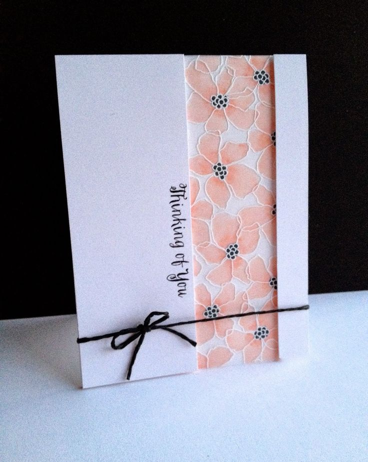 Such a Pretty card by Lisa Adessa using New Simon Says Stamp from the Hop To It release.
