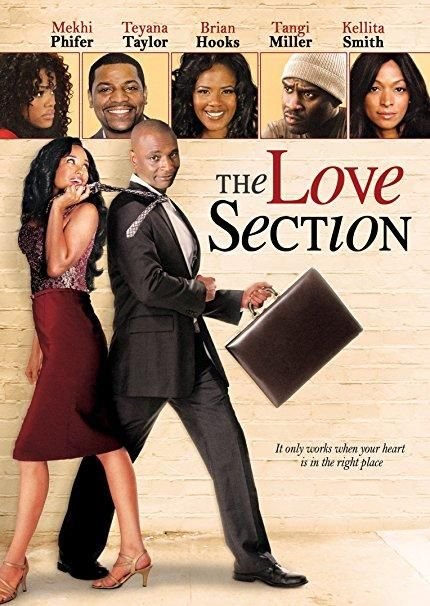 Teyana Taylor & Mekhi Phifer & Ronnie Warner-The Love Section