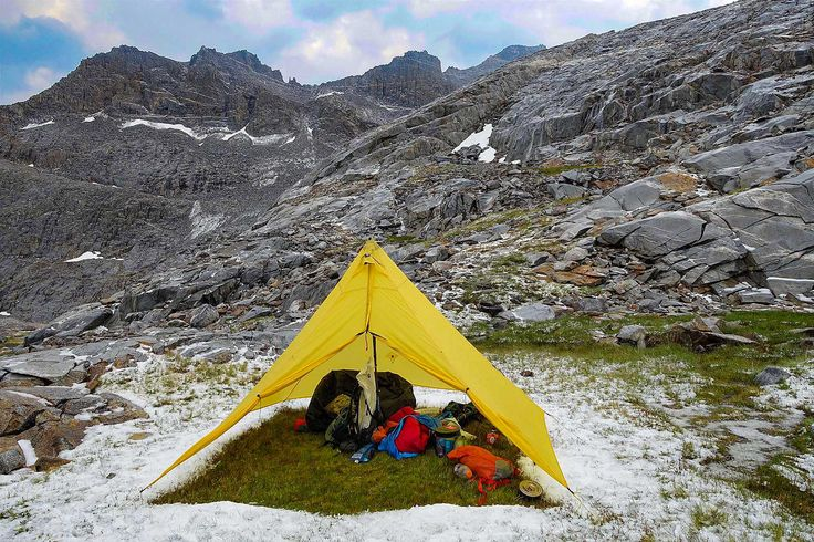 It's a myth that ultralight backpacking makes you cold, wet and hungry. It doesn't. In fact, I'll wager that with my 5 pounds of ultralight gear I'm more comfortable, sleep better, and eat better than manycampers carrying 20 to 30 pounds of conventional/heavier backpacking gear. So, here are 3Reasons why You