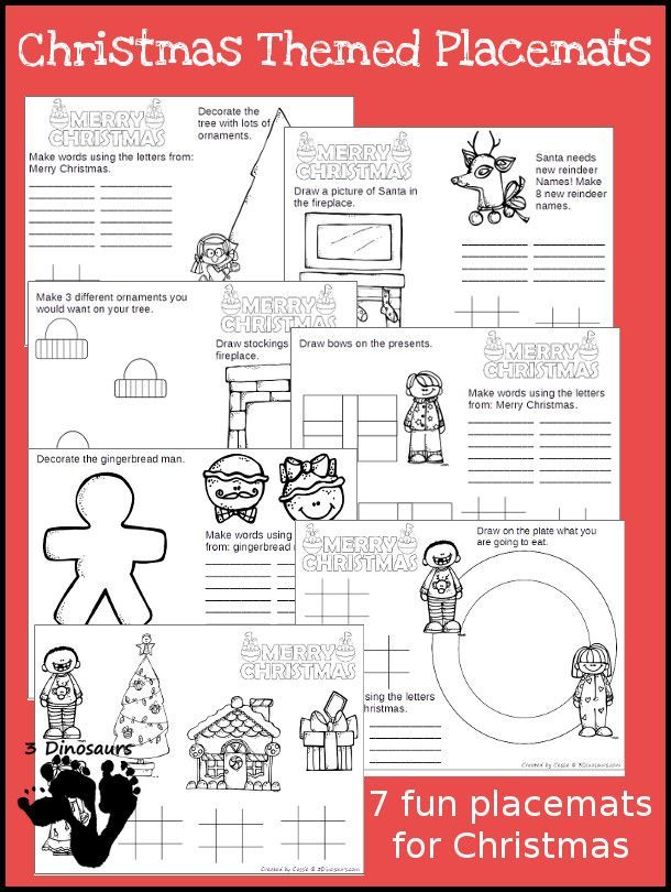149 best Christmas Printables for Kids images on Pinterest ...