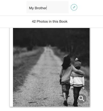 how to create a photos library
