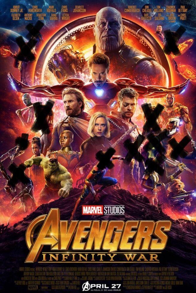 Title Com Imagens Filme Os Vingadores Vingadores Infinity War