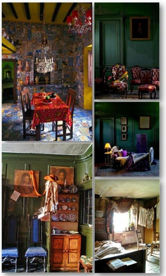 60 best Gypsy Bohemian Gothic Decor images on Pinterest Bohemian