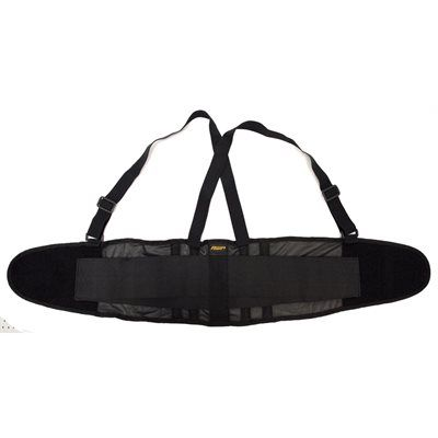 AWP Small Back Support Belt with Suspenders