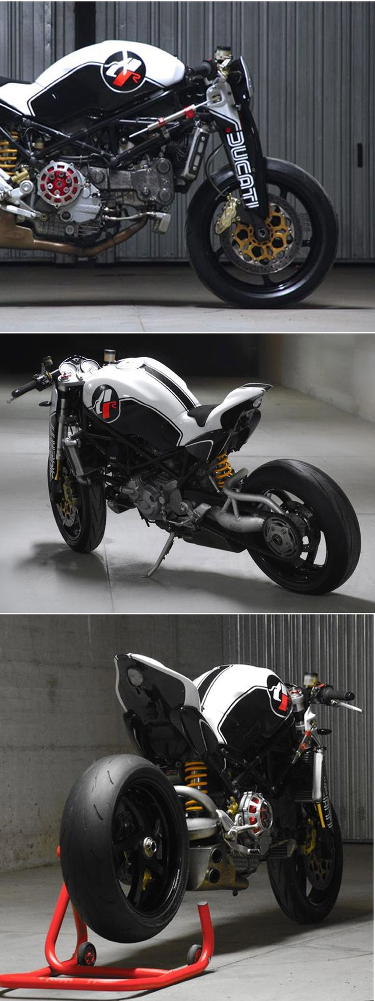 161 Best Motos Images On Pinterest Motorcycles Cars And Custom Bikes Ducati 851 Wiring Diagram Monster Ms4r By Paolo Tesio