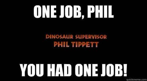 Tippett inspired this famous meme: