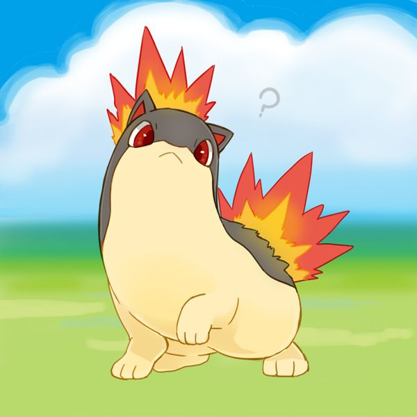 cyndaquil typhlosion quilava - photo #37