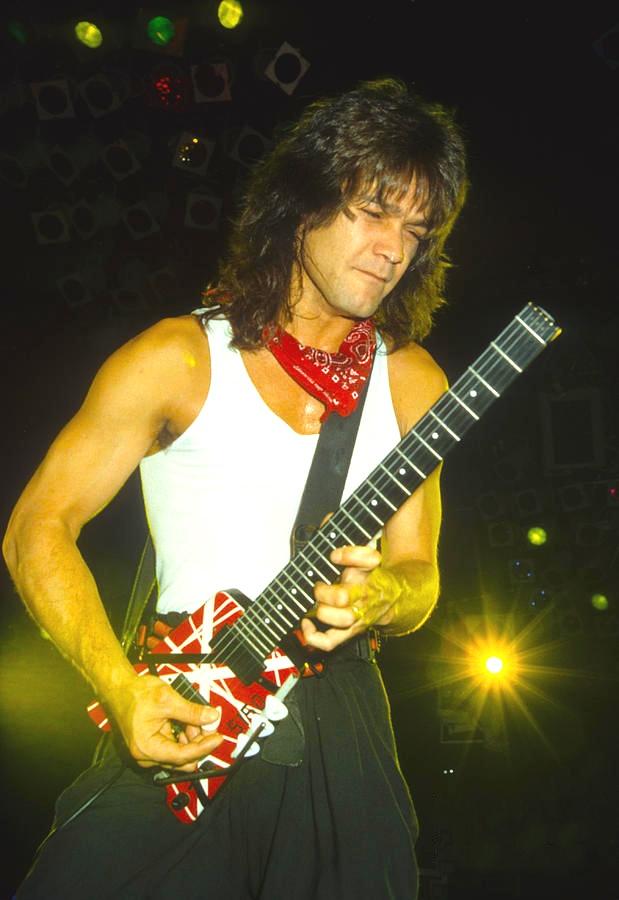 Ive Always Loved This Lil Guitar Of Eddies