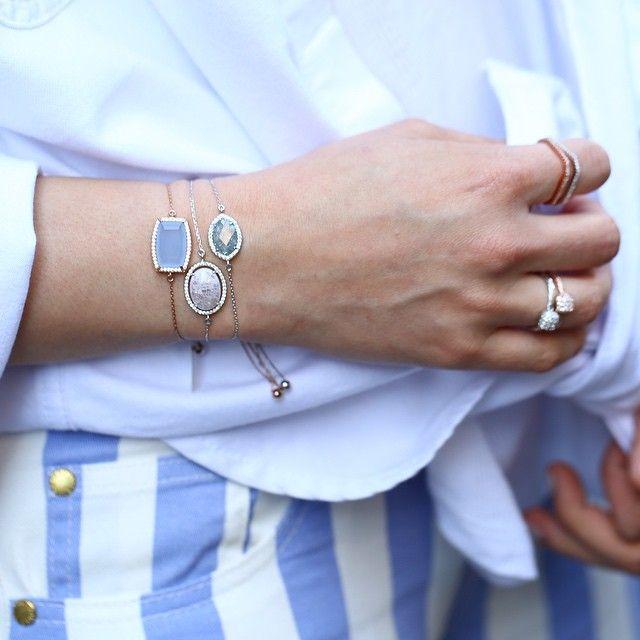 Mavi ve huzur... #khailo #khailosilver #silver #nice #lik3 #modern #kadın #şık #fashion #takı #aksesuar