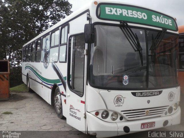 Ônibus da empresa Auto Viação Tamandaré, carro Expresso Saúde, carroceria Busscar Urbanuss, chassi Scania L94IB. Foto na cidade de Almirante Tamandaré-PR por Ediclei  Silva, publicada em 04/11/2012 17:18:26.