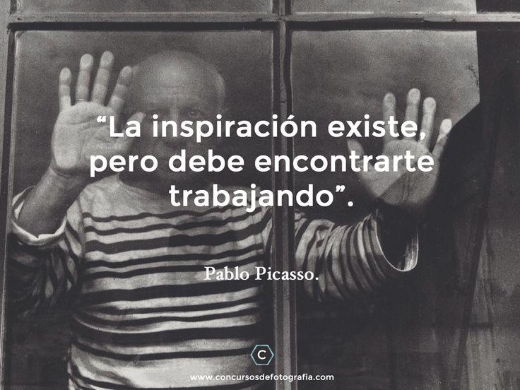#frasesdefoto #Picasso #inspiración #fotografía