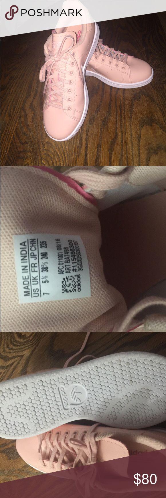 ✨Patent Women's Pink Shoes (Adidas originals)✨