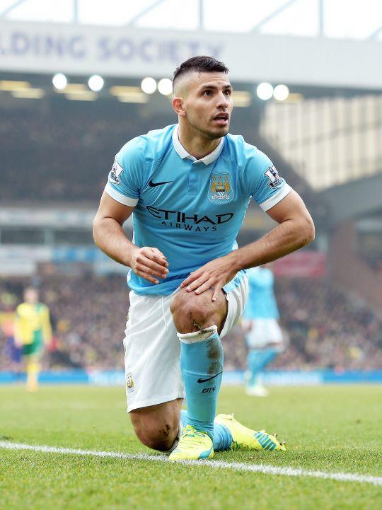 Sergio Aguero | Manchester City