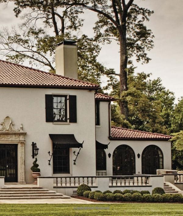 Spanish Style Home Exteriors: Best 25+ Mediterranean House Exterior Ideas On Pinterest