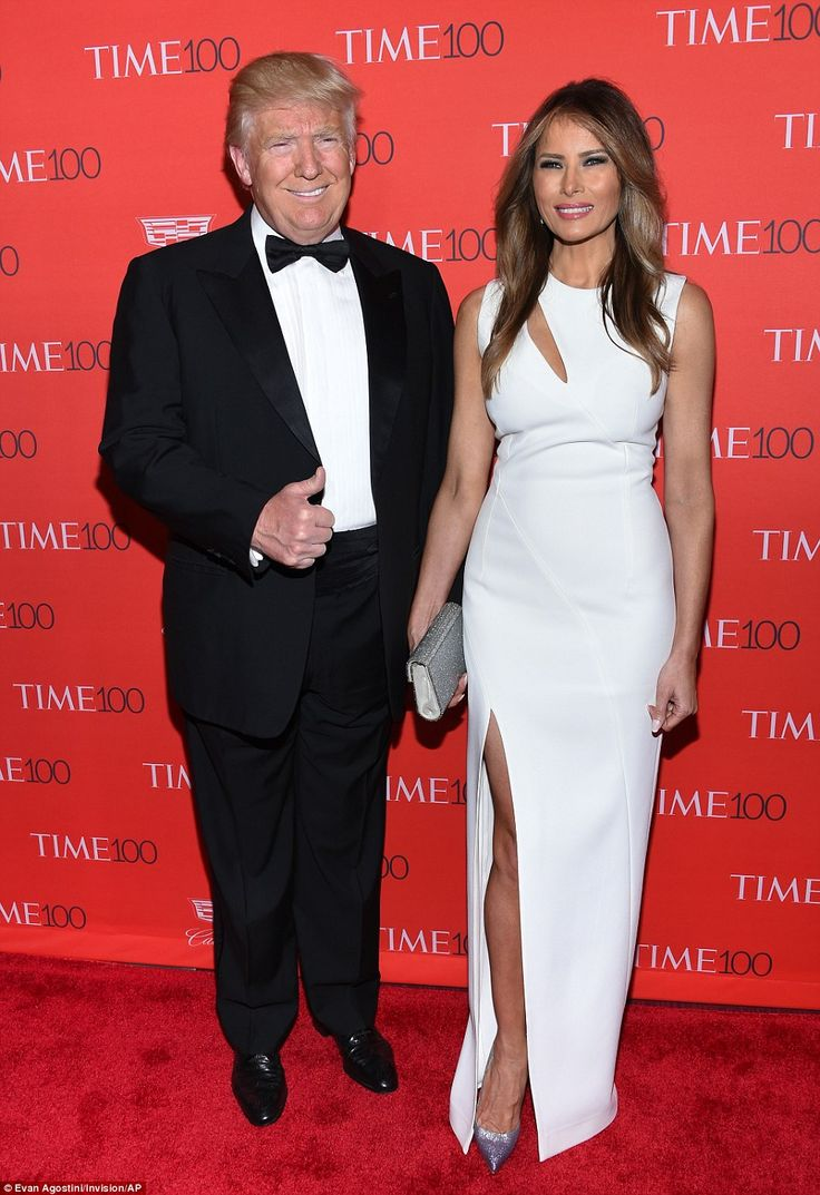 The Billionaire Real Estate Tycoon Sported A Tux As He Strolled Down The  Red Carpet Accompanied