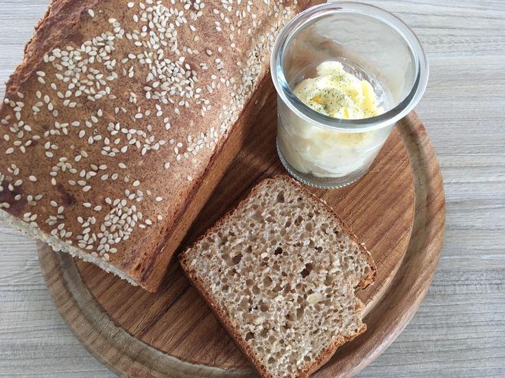 """Wie ihr wisst, kommt unser Brot oft frisch aus dem Ofen. Dafür erhalte ich die unterschiedlichsten Reaktionen. Augenrollen, Sprüche wie """"Du musst ja Zeit haben"""" oder """"Du Streberin…"""