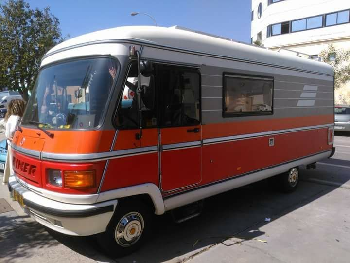 105 best hymer mobil vintage classic oldies mercedes benz for Mercedes benz caravan
