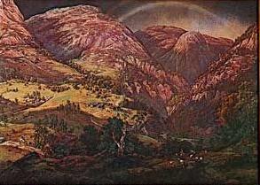 Stalheim J.C. DAHL (1788-1857)