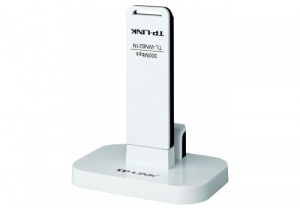 Clé USB WiFi TP-Link 802.11n Draft 2.0 300MBPS