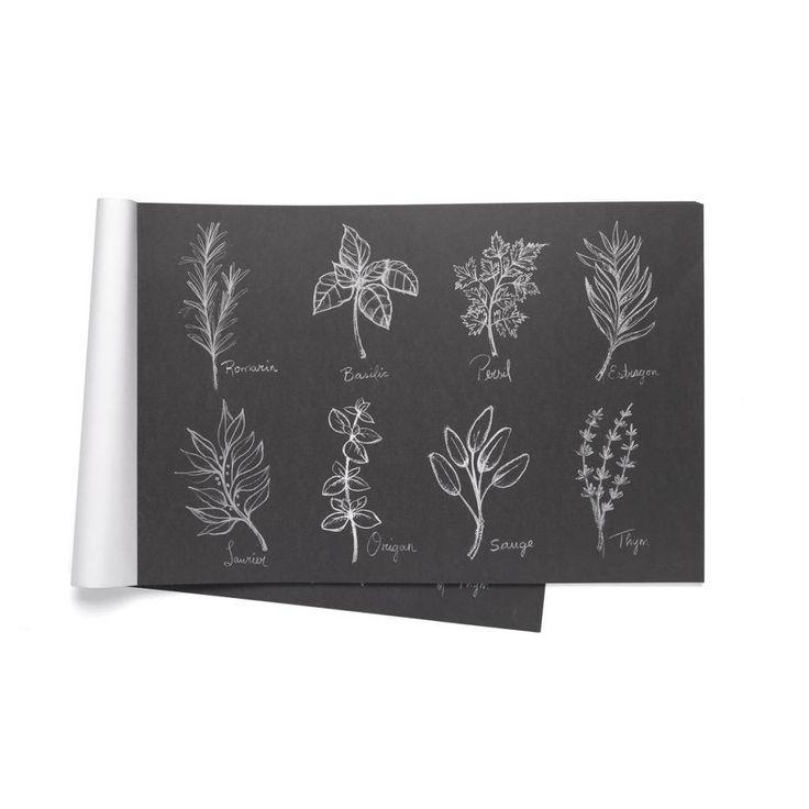 Napperons de papier « Fines herbes » 19.99 $