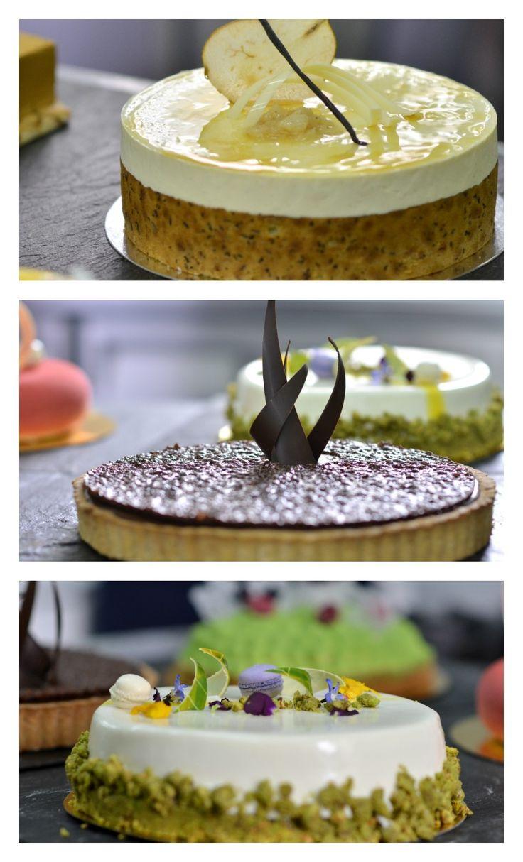 Delicias de la Pastelería por Chef Patissier Juan Pablo Lugo