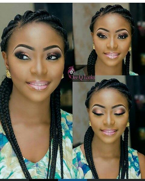 SHE'S OLIVE!!!: 20 Most Stylish Cornrows braids for every woman (photos)