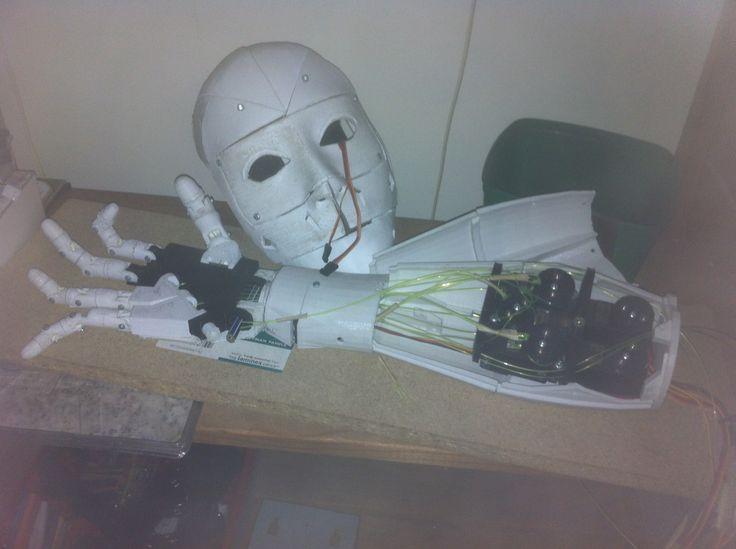 iMoov robot pt1