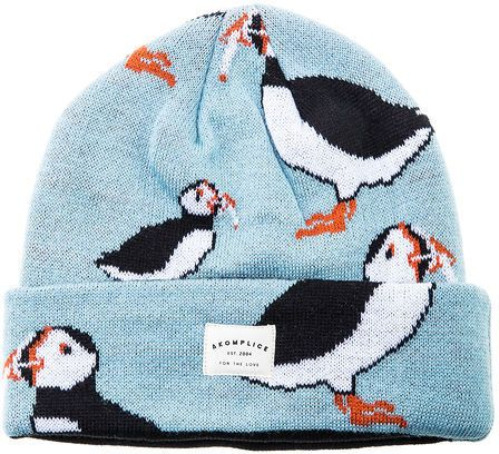 Knitting Pattern For Toy Puffin