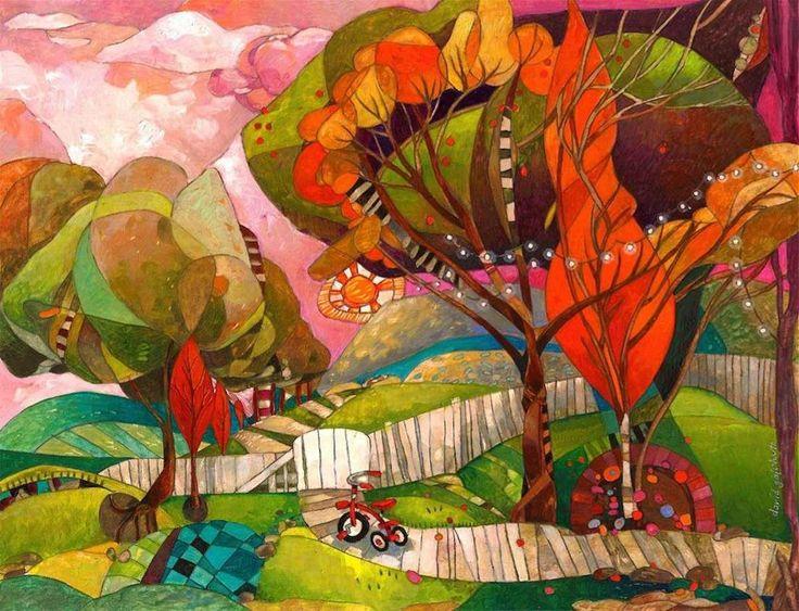 David Galchutt #Illustration #Art #Children_Art