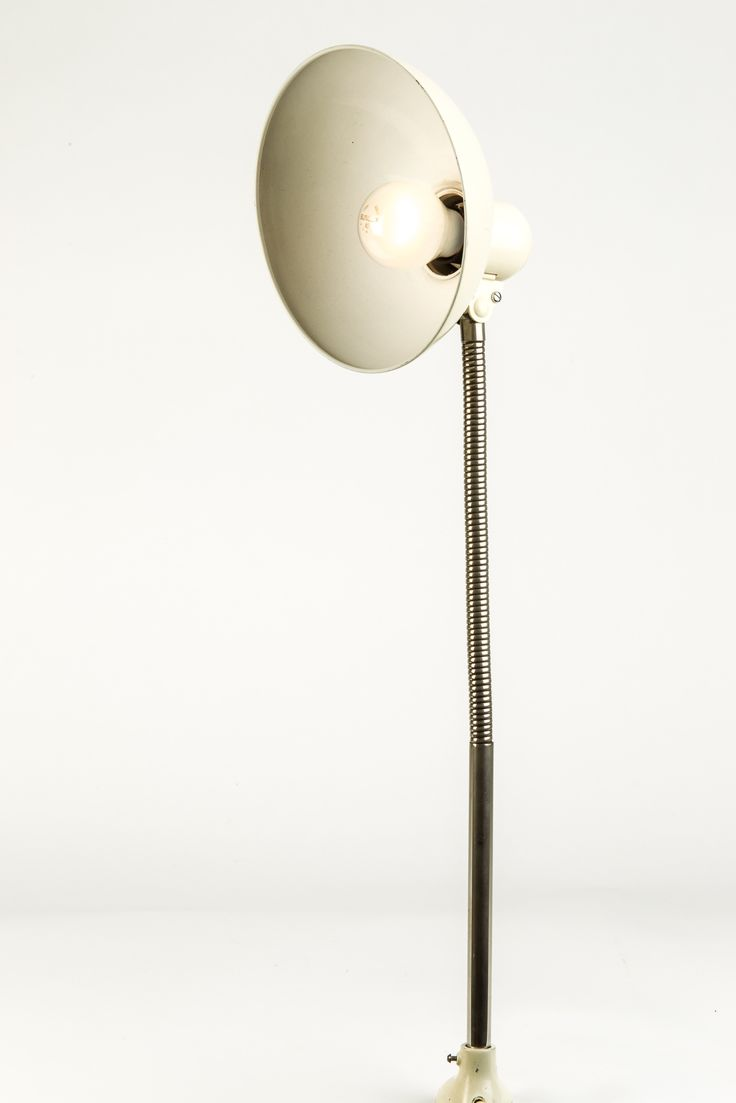 Bauhaus pendant lamp marianne brandt and hans przyrembel 1925 - Bauhaus Desk Lamp By Christian Dell Model 6739 Flexible Swan