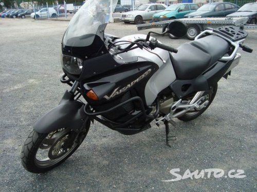 Honda (XL 1000 V Varadero) - Smoto.cz