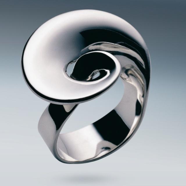Hot ring! Georg Jensen