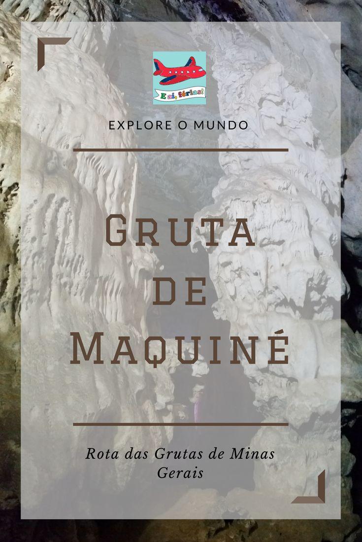 Grutas de Maquiné, Rotas das Grutas de Peter Lund, Minas Gerais