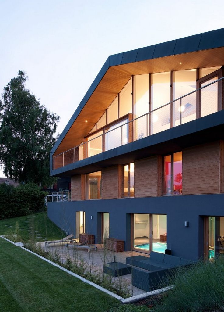 Beautiful Swiss Home By LRS Architects   Adelto