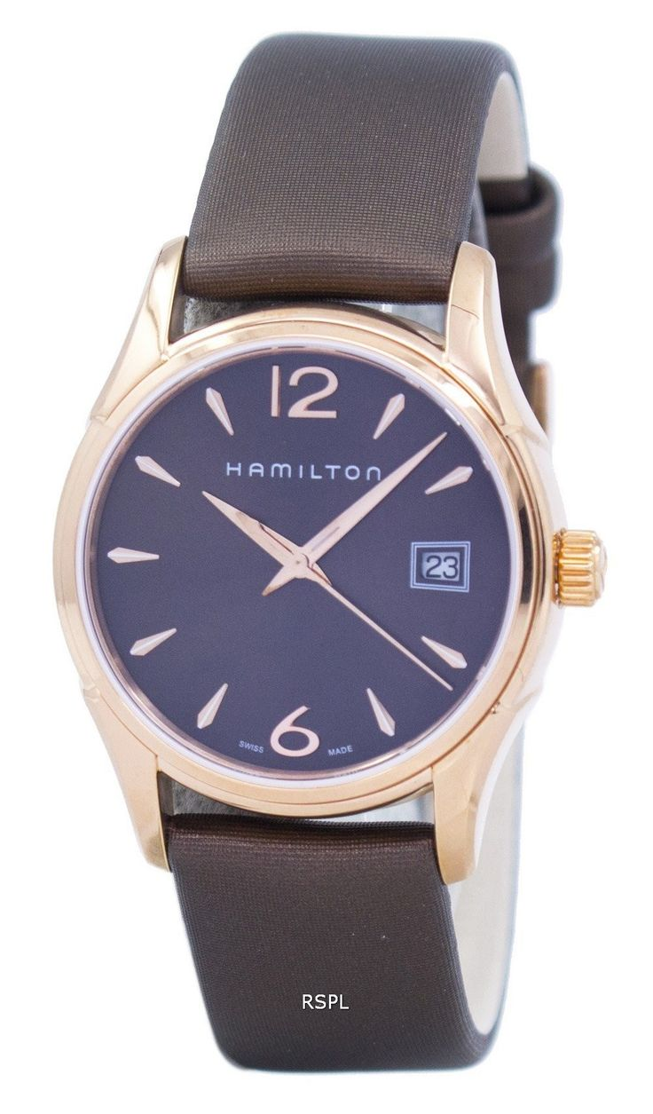 #Hamilton #Jazzmaster Quartz H32341975 Women's Watch