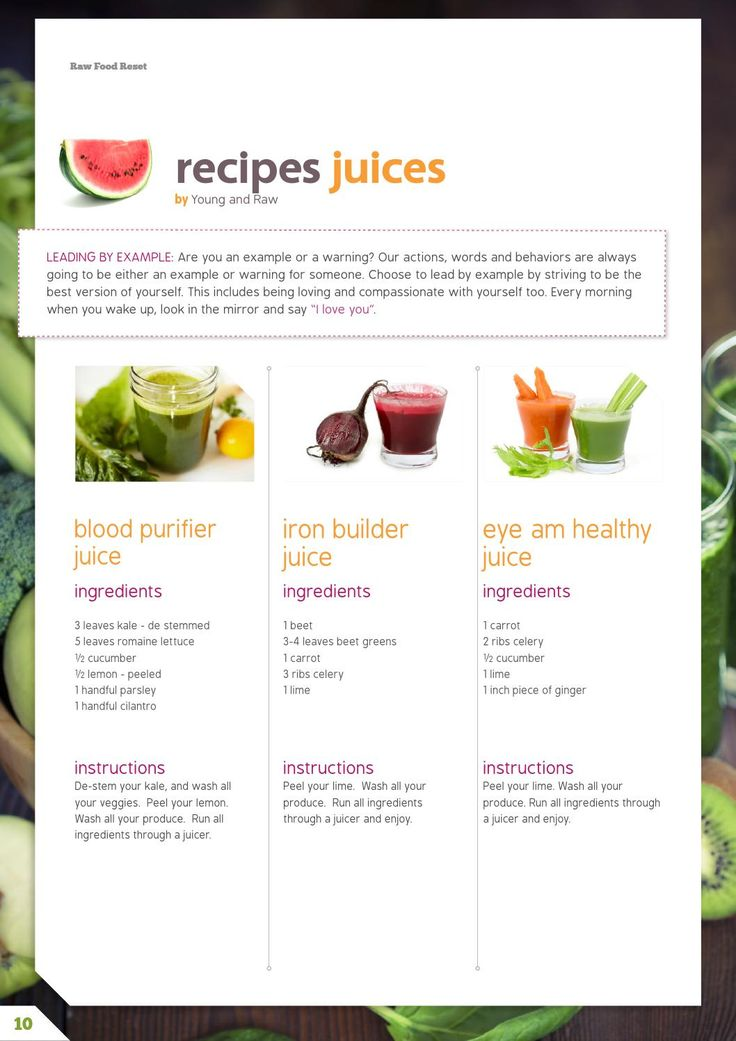 21 Day Juice And Soup Detox Diet