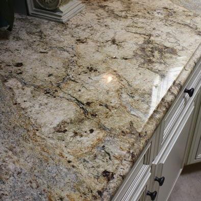 bold granite for the kitchen