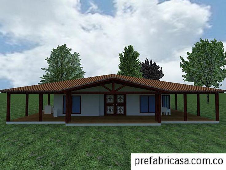 M s de 20 ideas incre bles sobre modelos de casas - Modelos de casas modulares ...
