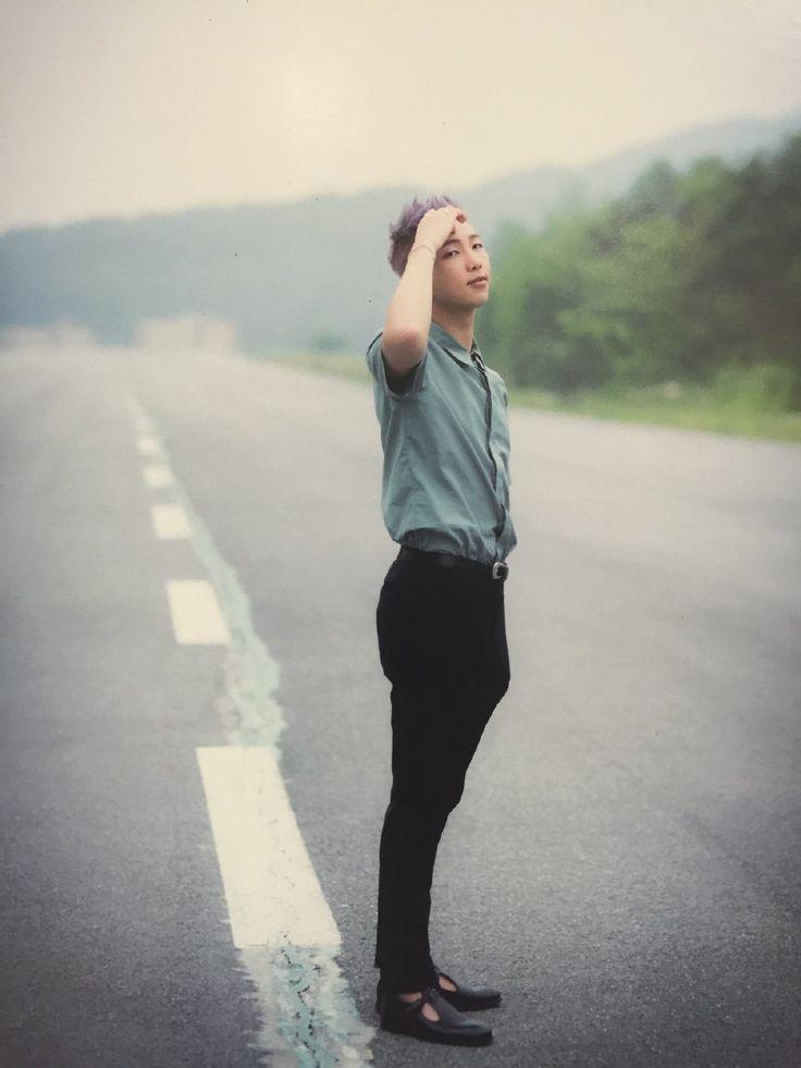 "RAP MONSTER x BTS | ""Youth - Second Japan Album"" Photoshoot"