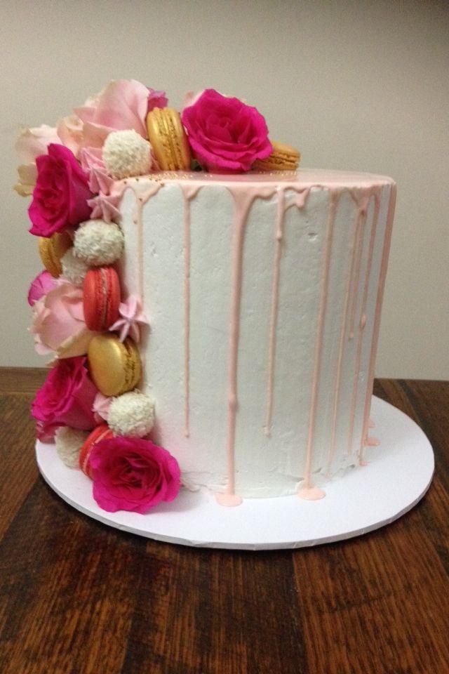 Lana's 21st cake