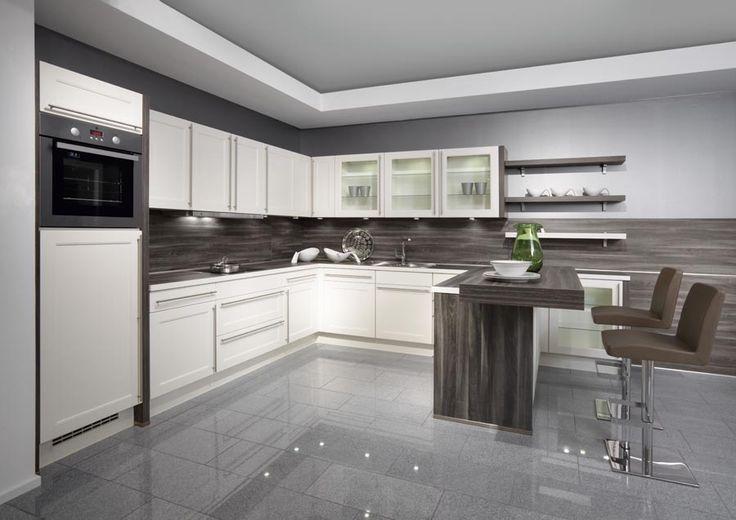 Moderne keuken, Duitsland  Kitchen ideas  Pinterest