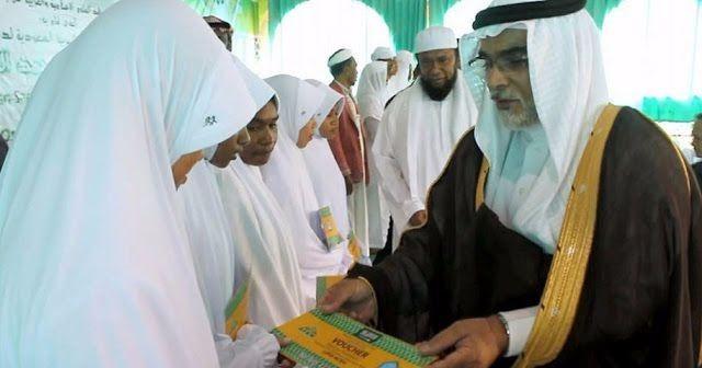 Masya Allah, Pihak Arab Saudi Berikan Beasiswa Kuliah Gratis Kepada Putra Putri Muslim Papua